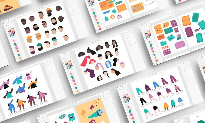 DPDK Digital Agency - DPDK: Illustration Design System