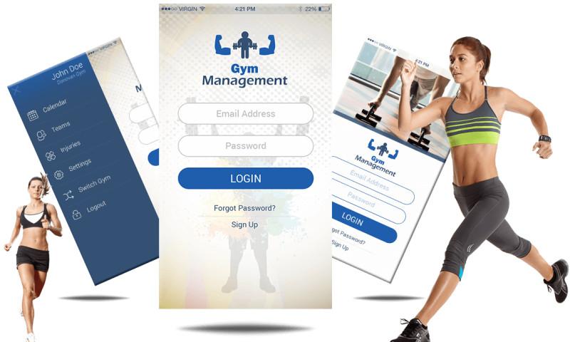 WeblineIndia - Gym Management App