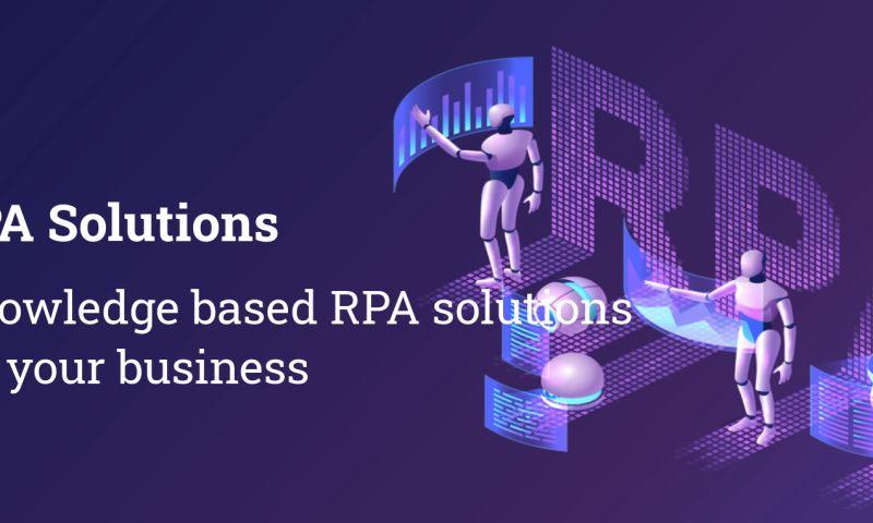Neebal Technologies Pvt Ltd - RPA Solutions