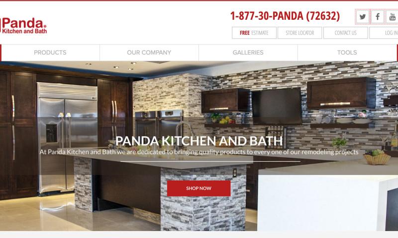 KrishaWeb Technologies - Panda Kitchen