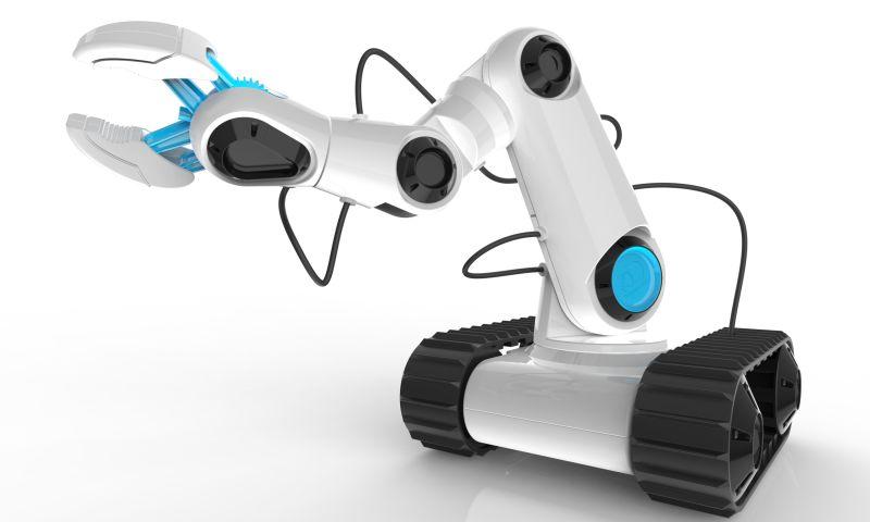 DesignStein Studios - Remote Controlled Robot Arm