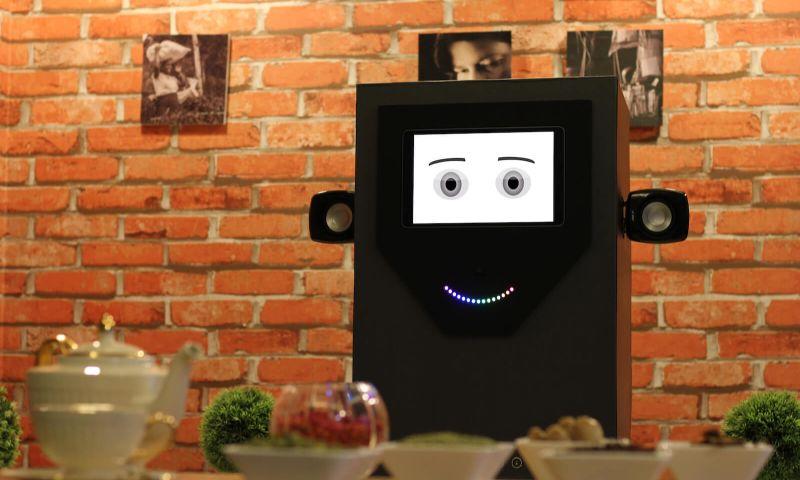 LeewayHertz - World's First AI-based Tea-Maker