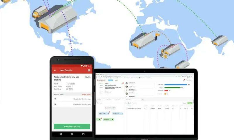 LeewayHertz - Blockchain based Pharma Supply Chain Solution for International Aid Distribution