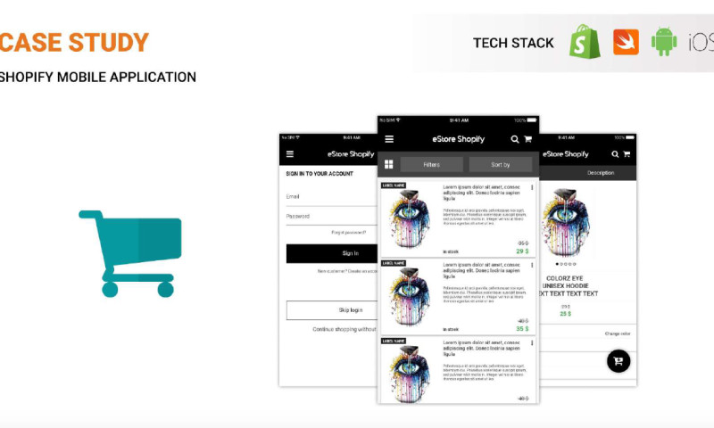 Team Extension - Shopify mobile application