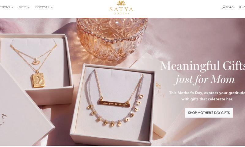 Shopify Pro - Satya Jewelry