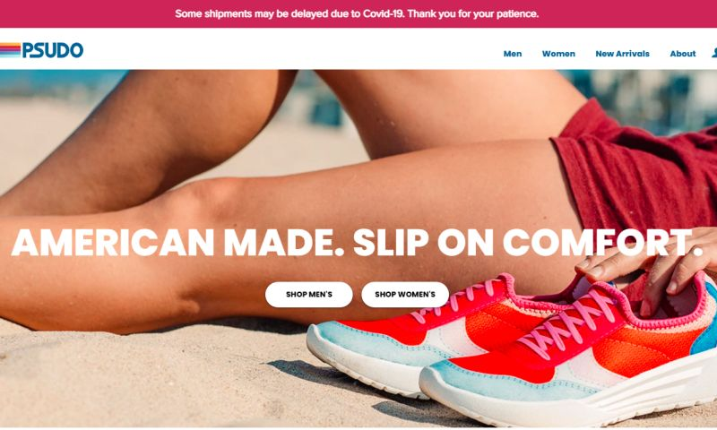 Shopify Pro - Psudo Sneakers