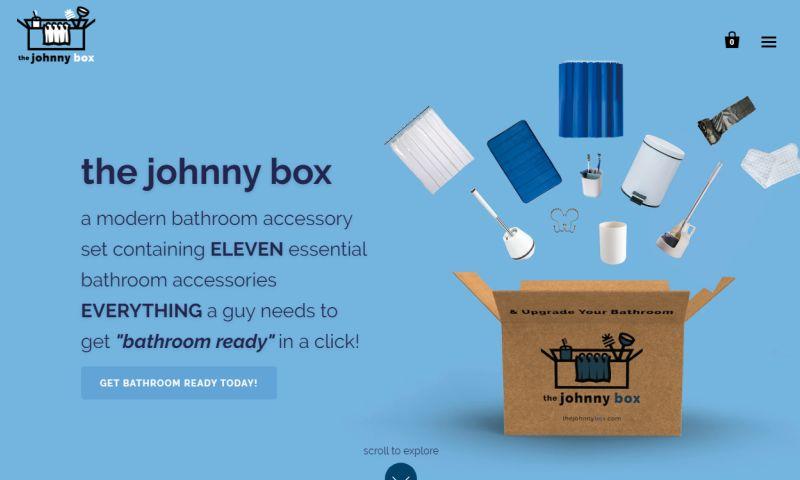 Shopify Pro - The Johnny Box