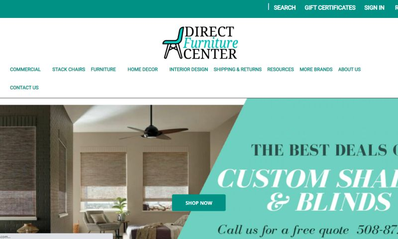 Shopify Pro - Direct Furniture Center