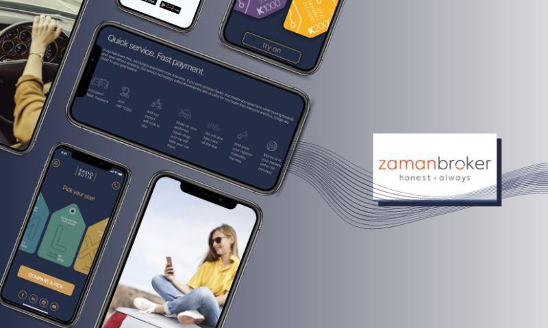 Smart IT - Custom Insurance CRM for Zaman Broker