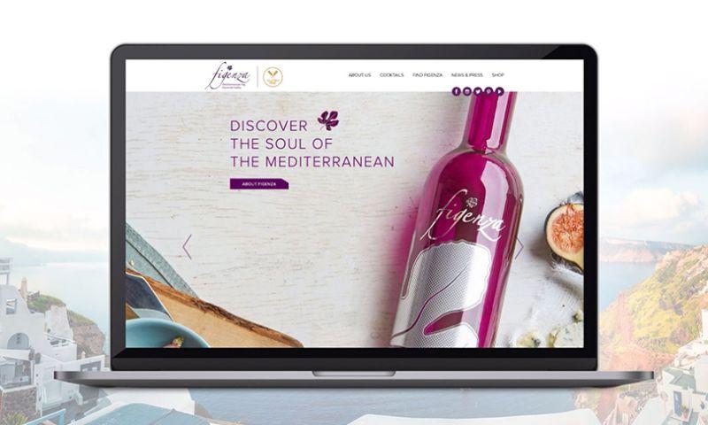 Splendor Design - Raising awareness, sales, then a glass. Client: Figenza.