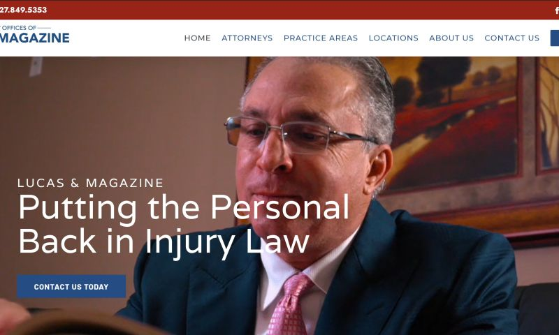 CICOR Marketing - Law Offices of Lucas & Magazine