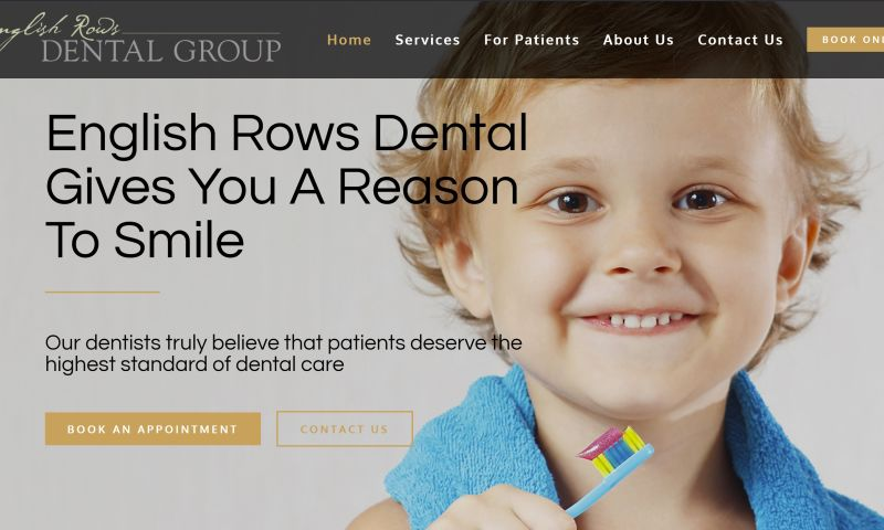 CICOR Marketing - English Rows Dental Group