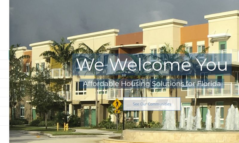 CICOR Marketing - Affordable Housing Solutions for Florida