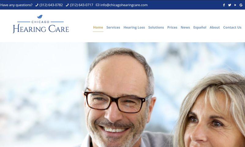 CICOR Marketing - Chicago Hearing Care
