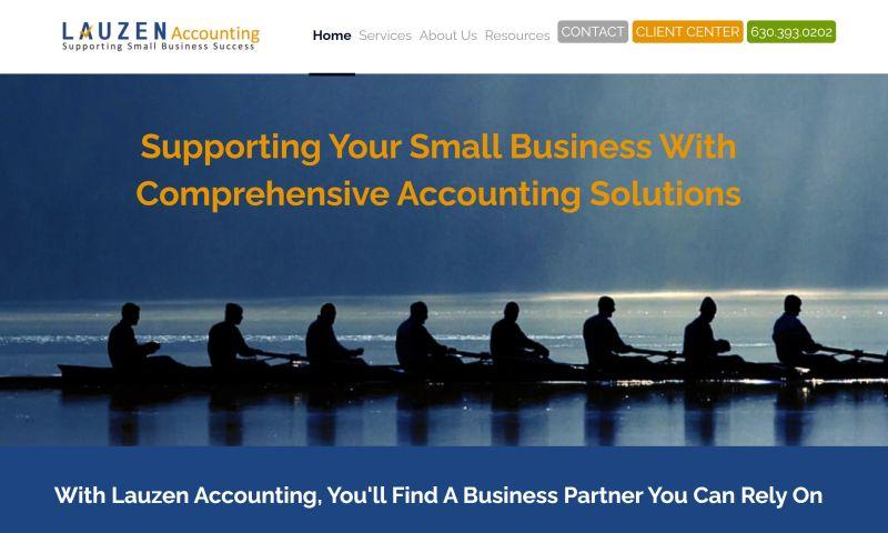 CICOR Marketing - Lauzen Accounting