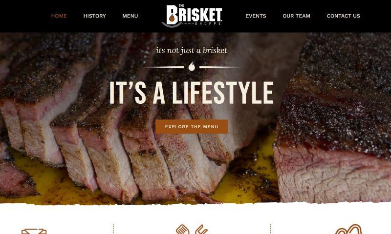 CICOR Marketing - The Brisket Shoppe