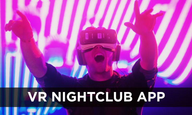 VironIT - VR Nightclub App