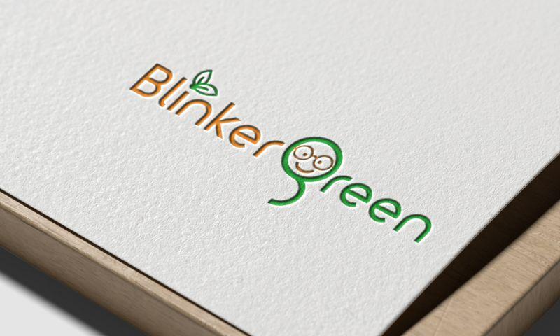 KADI Kreative Bureau - BlinkerGreen Eyewear Website