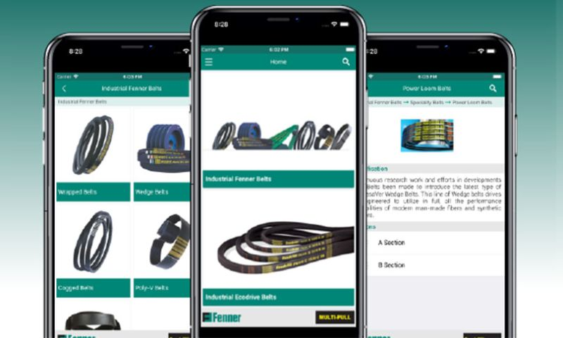 Impiger Technologies - Mobile App Development for a Manufacturing Pioneer