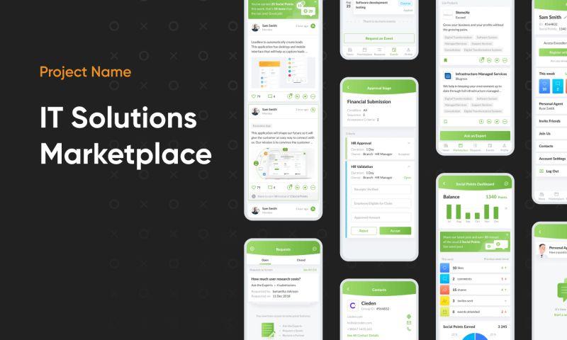 Cieden - IT Solutions Marketplace