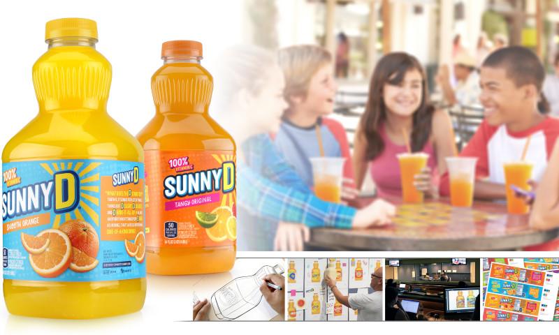 Product Ventures - SunnyD