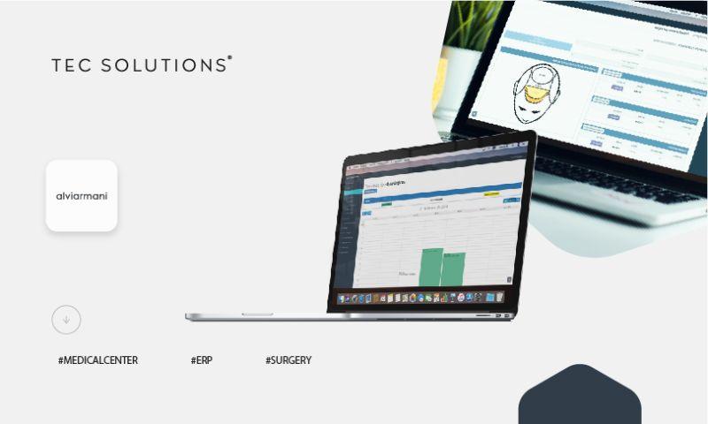 Tec Solutions Network - Alvi Armani