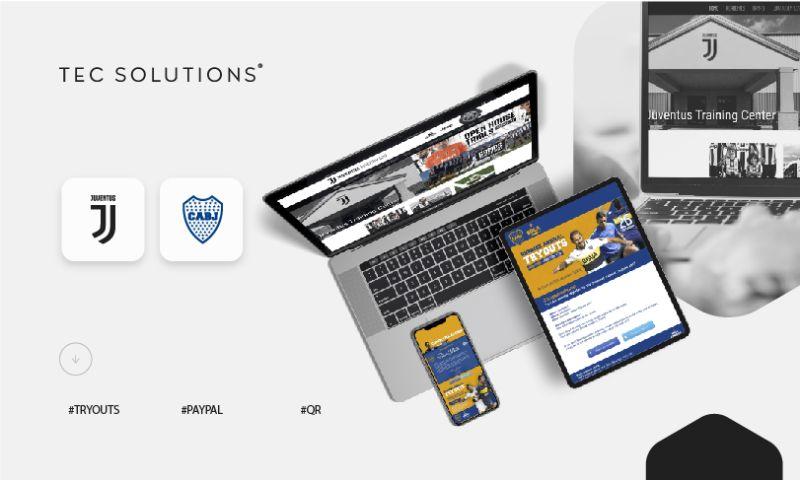 Tec Solutions Network - Juventus - CABJ