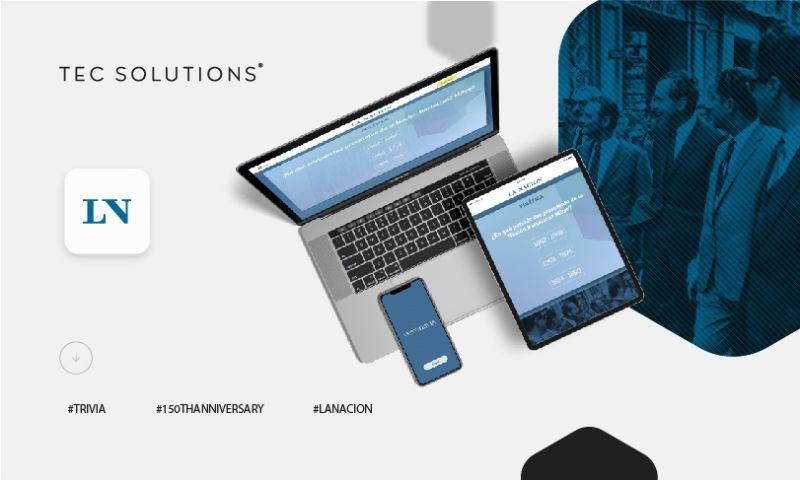 Tec Solutions Network - La Nación