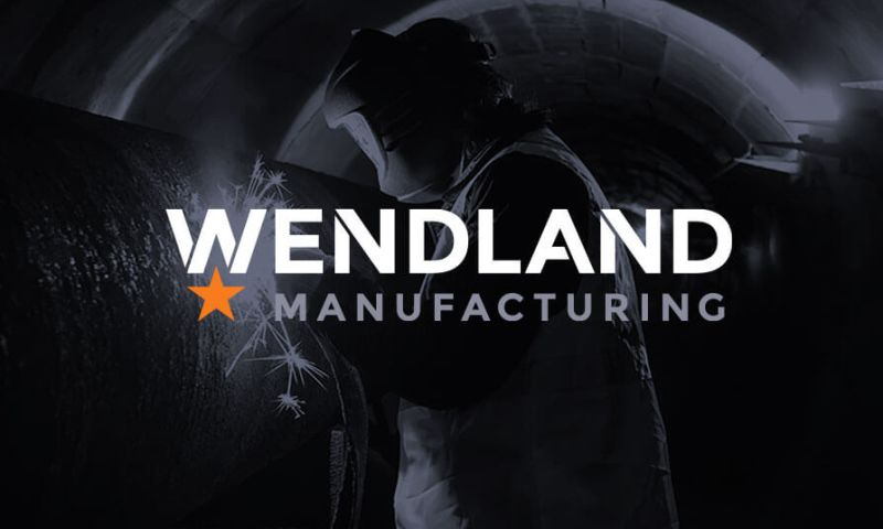 Bronson Ma Creative - Brand Identity for Wendland Manufacturing