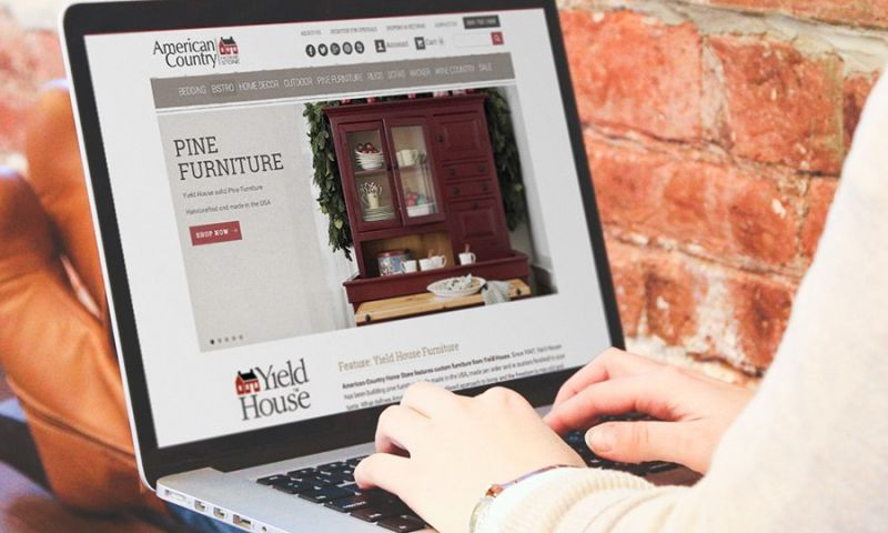 Global Reach Internet Productions - American Country Home Store- eCommerce