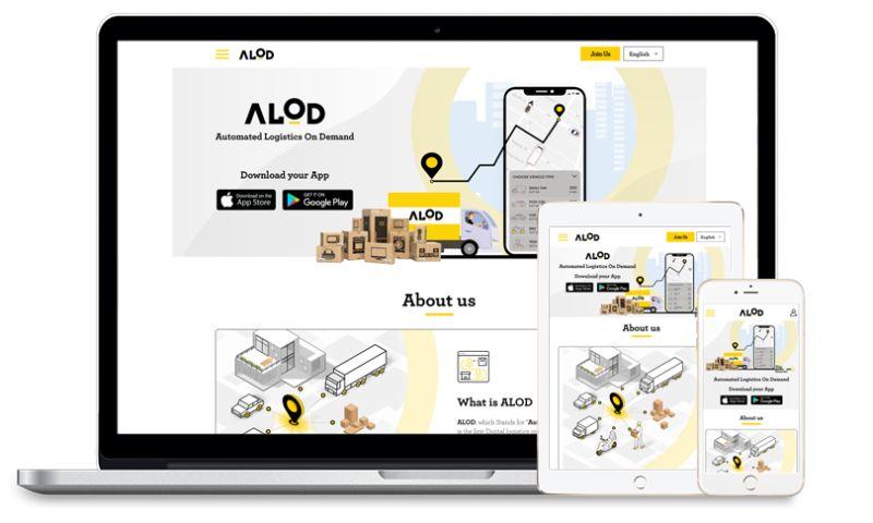 Fullestop - Alod- Logistics application development