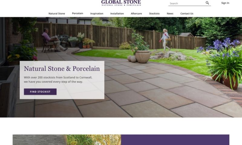 Magneto IT Solutions - Global Stone Paving