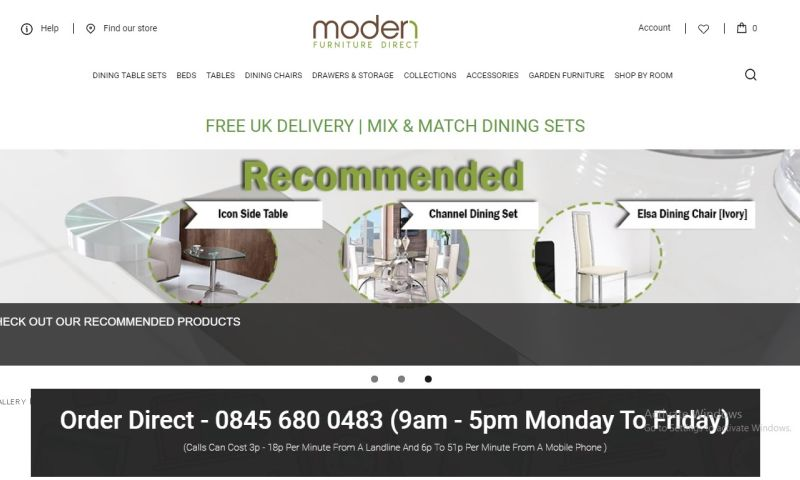 Magneto IT Solutions - Modern Furniture Direct