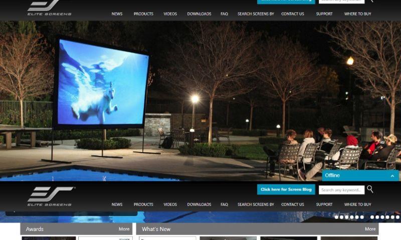 Magneto IT Solutions - Elite Screens