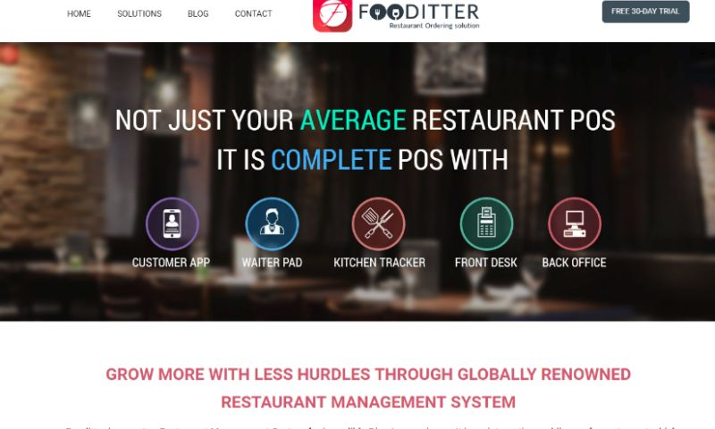 Magneto IT Solutions - Fooditter