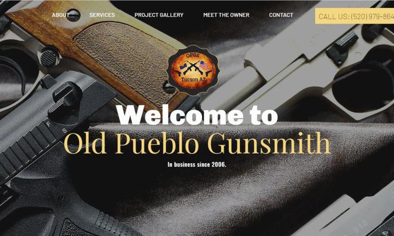 Creative Resource Group - Old Pueblo Gunsmith