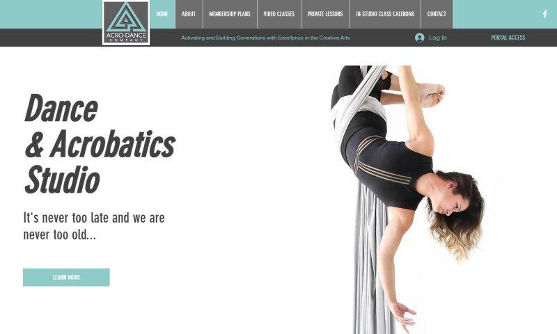 Creative Resource Group - Acrodance Company
