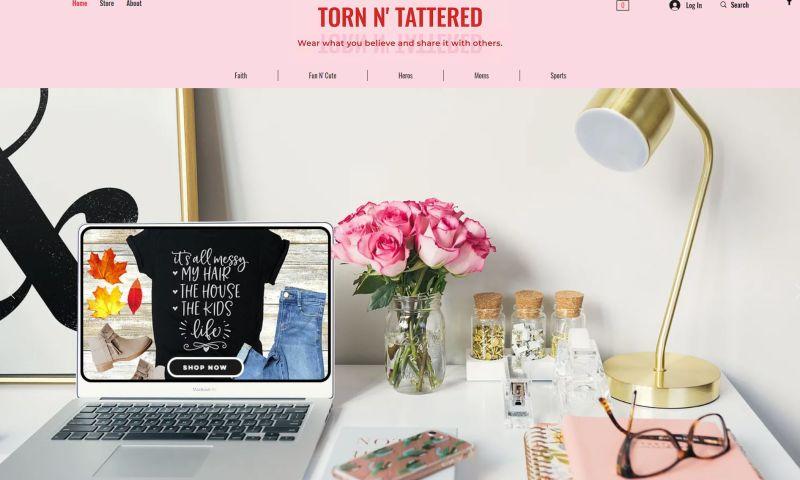 Creative Resource Group - Torn N' Tattered
