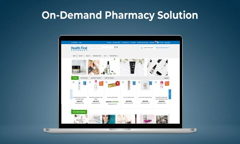 Brainvire Infotech Inc - Developed Ai-powered Image Search Engine for UAE's biggest Pharmacy Group