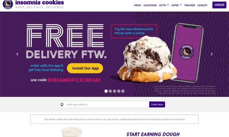 Brainvire Infotech Inc - Insomnia Cookies