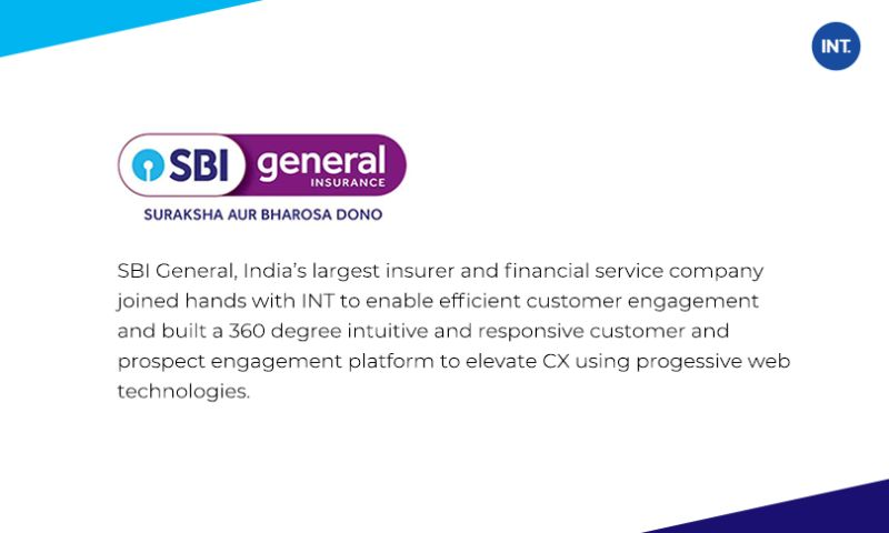 Indus Net Technologies - Digital Insurer 2.0: Elevates customer experience with intuitive and personalized 360-degree omnichannel touchpoint