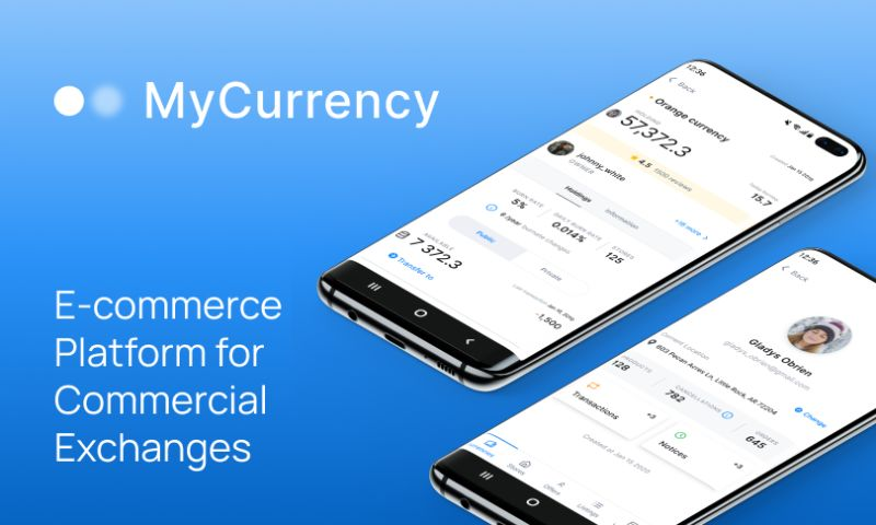 Brocoders - E-commerce platform for loyalty points exchanges | MyCurrency