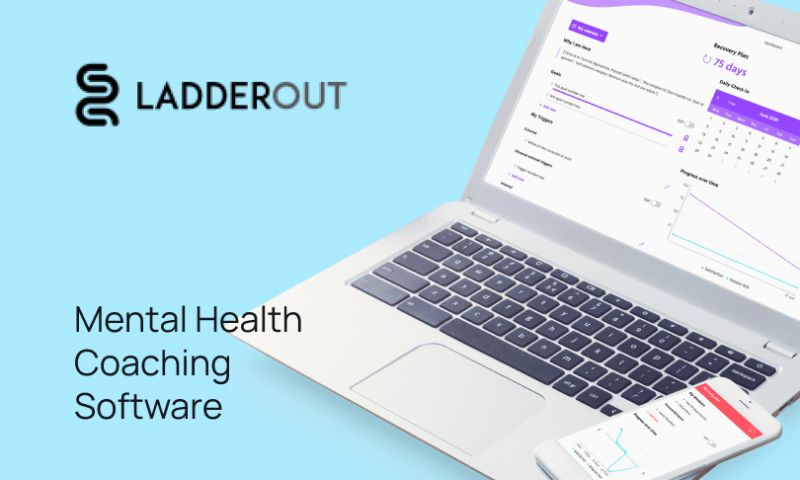 Brocoders - Mental Health Coaching Software | LadderOut