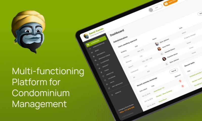 Brocoders - Platform for Condominium Management | Condogenie