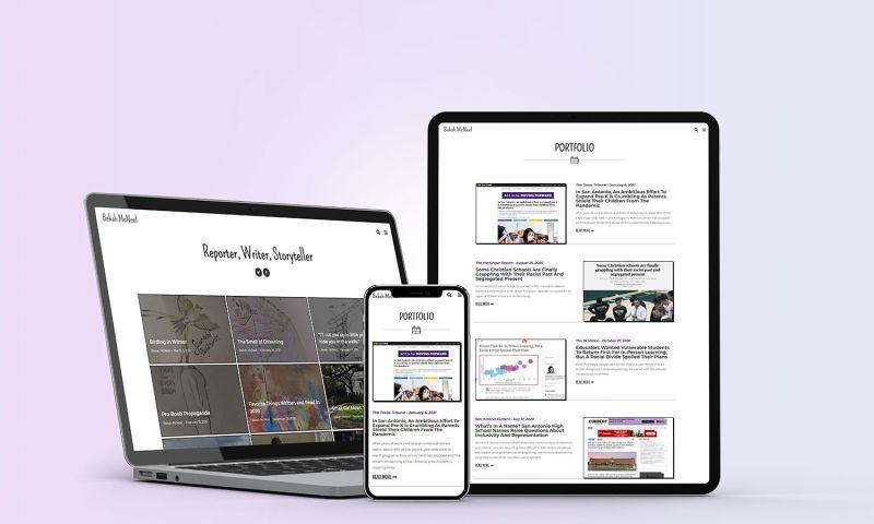 Southtown Web Design - Bekah McNeel