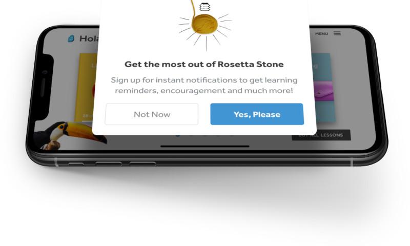 Five - Rosetta Stone