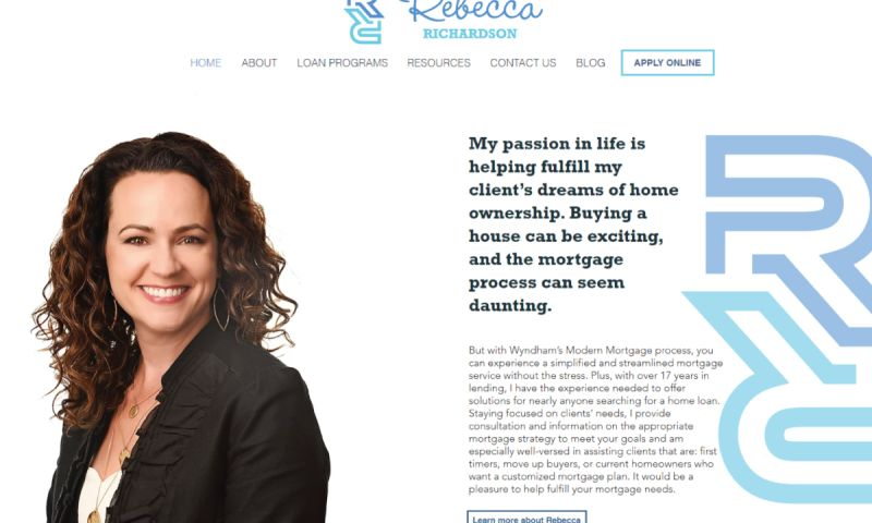Hibiscus Brand Management - Rebecca Richardson The Mortgage