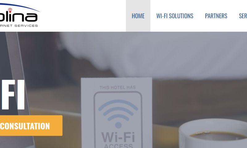 Penny Marketing - Aerolina Website Development