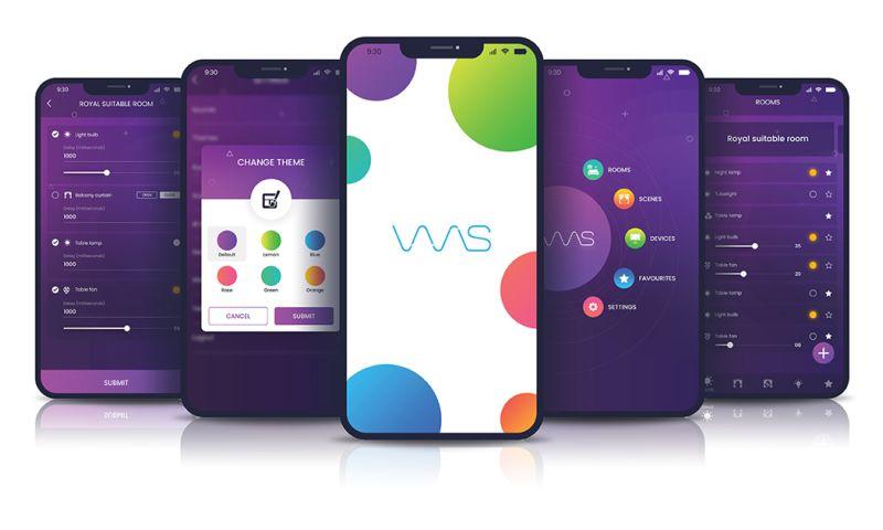 Softqube Technologies - VAViS - A Smart Home APP