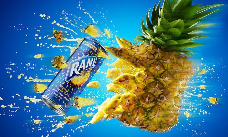 Appetite Creative - Coca Cola´s Rani Juice